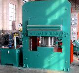 Qualitäts-waagerecht ausgerichtete Rahmen-Platten-vulkanisierenpresse/vulkanisierenpresse