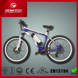 "Ebike New Model 26 "" 36 Volt Lithium Ion Battery Easy Rider Electric Bicycle para MTB"