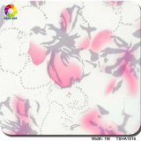 Tsautop 1m Tsha13-1 Flower Pattern 3D Sublimation Transfer Film