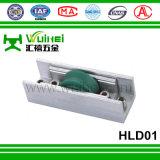 Rolo de alumínio para porta deslizante com ISO9001 (HLD01)