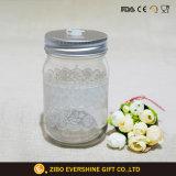 Glasmaurer-Glas mit Kappe für Hochzeits-Weihnachtsdekoration