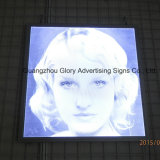 Kristall PMMA LED Lighting Sheet für Advertizing Light Box