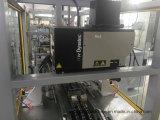 Автоматическая бумажная коробка разливает машину по бутылкам упаковки