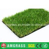 Дерновина синтетики травы и сырья полиэтилена искусственная