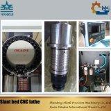 Филировальная машина CNC Vmc855L Tabletop с блоком шпинделя Тайвань