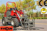 Everun Brand Er08 Shovel Loader per Agriculture Jobs