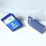 tarjeta de memoria Flash 2GB para la tarjeta de Pqi SD de la memoria de la cámara del GPS del explorador de impresora de PDA
