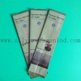 Revestimento brilhante saco de café laminado com Gussett lateral