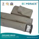 Sachet filtre de polyester de collecteur de poussière de broyeur
