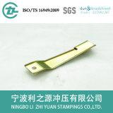 Обеспечьте металл штемпелюя зажимы провода