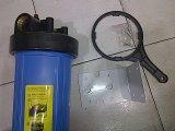 20 Zoll-blaues Filtergehäuse mit vollständigem Preis