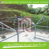 Пакгауз мастерской стальной структуры цены высокого качества хороший