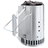 Dispositivo d'avviamento del carbone di legna del camino dello strumento del BBQ
