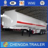 de 40000L 45000L 60000L del combustible del petrolero acoplado semi, acoplado diesel del petrolero
