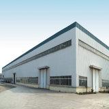 Edificio prefabricado de la estructura de acero del bajo costo