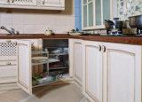 Pole-amerikanische festes Holz-Küche (zq-004)
