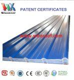 Winsroof 4 strati colore blu e bianco dello strato del tetto del PVC dell'asa