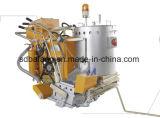 Linha aprovada máquina da estrada do Ce 2.2kw 12MPa da marcação/máquina da pintura