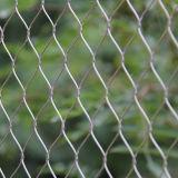 Завязанное нержавеющей сталью плетение веревочки провода