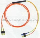 Condizionamento di modo della fibra Om1-OS2