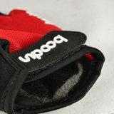 Les gants de gymnastique de Moitié-Doigt avec Lycra desserrent en fonction pour le Weight-Lifting
