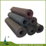 Gummimaterial-Deckel für Gymnastik-Matten