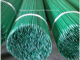Estaca plástica Roces de la fibra de vidrio de alta resistencia de Pultruded
