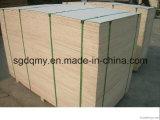 madera contrachapada comercial de 12m m con base del álamo