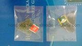 Двойник кладет малую Nylon машину в мешки упаковки пакетика чая