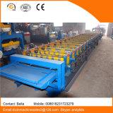 Nuevo rodillo de la cubierta de suelo de la máquina 2015 que forma la máquina