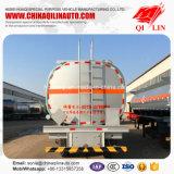 30cbm - remorque de camion-citerne d'huile de graissage du volume 60cbm semi
