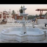 Fontana di marmo bianca per un regalo Mf-987