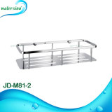 Stainless Steel 304 Bathroom Storage Basket Shampoo Holder Rack para banheiro Accssory