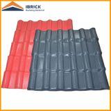 Mattonelle economizzarici d'energia della resina sintetica dei materiali di tetto di protezione dell'ambiente di alta efficienza