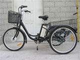 Drei Rad-elektrisches Fahrrad mit En15194