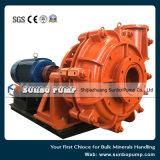 Pompe résistante/centrifuge/horizontale de boue de rendement élevé