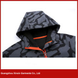 Customized Good Quality Fashion Softshell Jacket Fabricant pour Winter (J201)