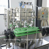 De kleine Volledige Automatische Soda van de Capaciteit/het Vullen van het Blik van het Bier Machine/Inblikkende Machine