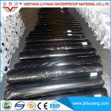 Waterdichte Membraan van het Dakwerk EPDM van de Levering van China het Zwarte Rubber voor Vlak Dak