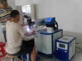 Soldadura de la reparación de los moldes del metal automático del laser/máquina perfectas del soldador