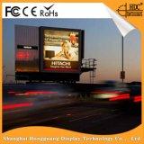Pantalla al aire libre del indicador digital del alto brillo P16 LED