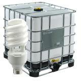 Água Eco-Friendly - adesivo branco líquido baseado da colagem para a lâmpada