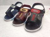 Сандалии спорта сандалий пляжа детей дешевые PVC/Pcu кожаный (24GO1701)