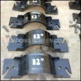 Instalaciones de tuberías bien de la abrazadera de tubo Drilling del OEM