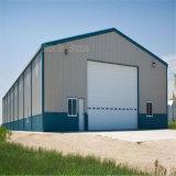 Helles Peb Stahlkonstruktion-fabriziertes Lager-Gebäude mit niedrigen Kosten