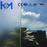 3.2mm ont gâché la glace inférieure plate de picovolte de fer pour le panneau solaire avec l'OIN, GV, SPF