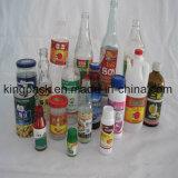 Etichettatrice verticale della bottiglia rotonda