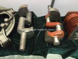 Espuma feita à máquina/fazendo à máquina, escudo, carcaça de areia de aço da resina