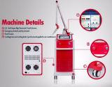 Eo de Actieve Q Apparatuur van de Verwijdering van de Tatoegering van de Laser van Nd YAG van de Schakelaar