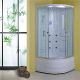 Cabine blanche de la douche 90X90 de modèle faisant le coin bon marché
